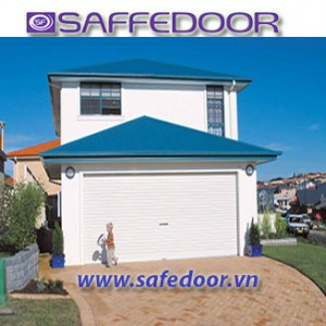 Cửa cuốn tự động Saffedoor SD542B