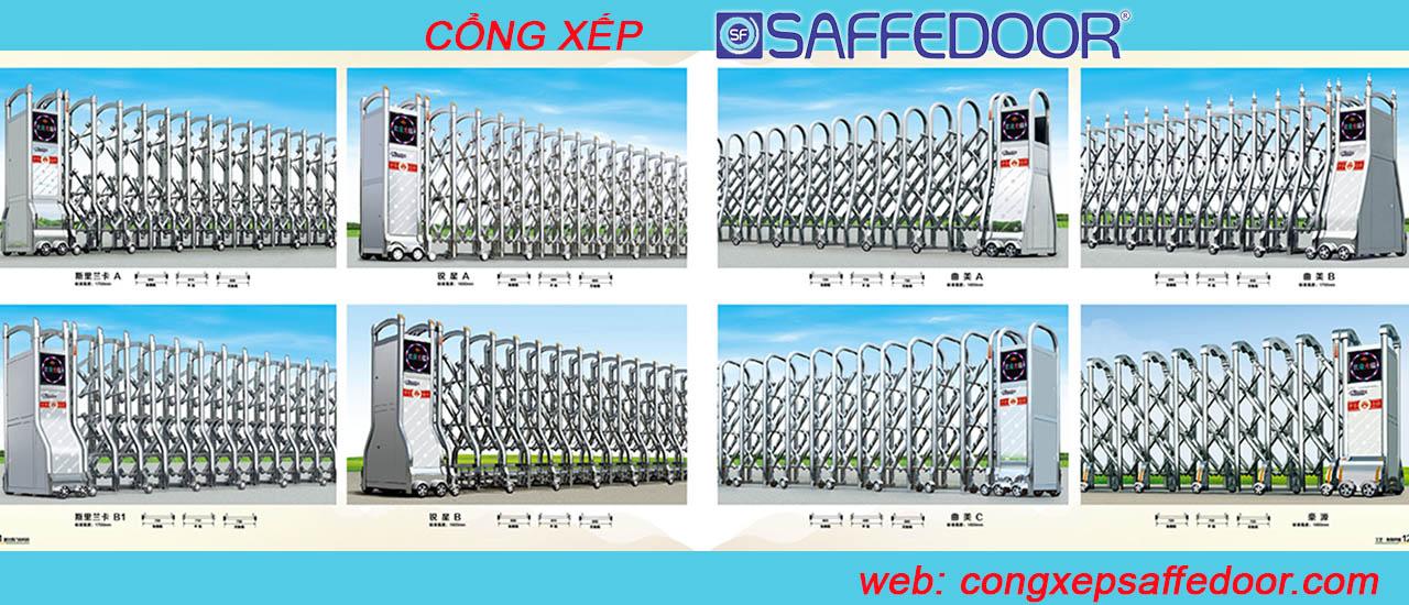 tổng hợp 1 - Cửa cổng xếp inox