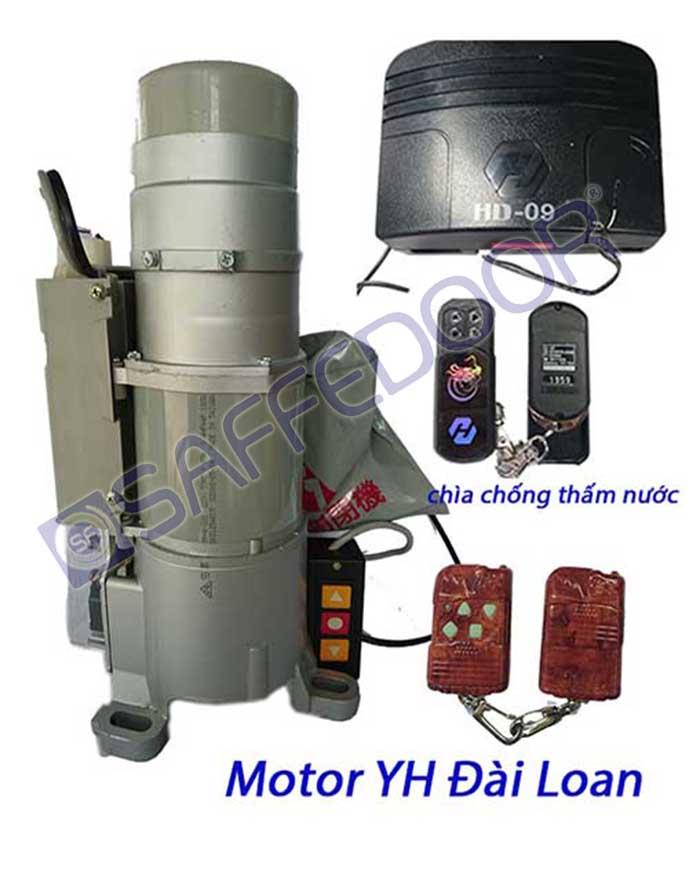 motor yh đài loan - Cung cấp motor cửa cuốn tại Vũng Tàu