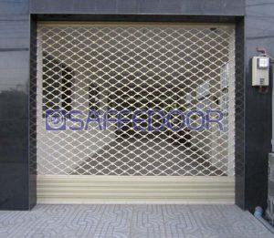 cửa cuốn lưới mắc võng bình dương