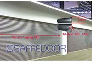 kích thước các loại cửa cuôn