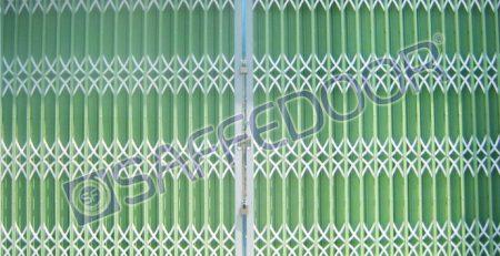 cửa kéo sắt đài loan dĩ an