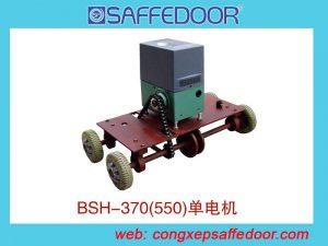 motor cổng 2 300x225 - Báo giá cổng xếp inox chạy điện